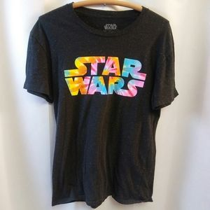 "STAR WARS Graphic T-shirt with Pills ""STARS"", M"